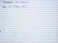 Video: Multiplying Binomials Using the Box Method