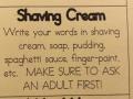 WSB Shaving Cream