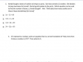 Verbal Linear Equation Solving