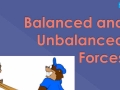 Balanced and Unbalanced Forces For Cornell Notes