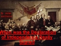 when was the Declaration of Independence really signed