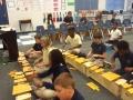 "16-17 Ms. Hanks' 5th grade class ""Only in October"" by Kriske/DeLelles"