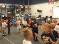 """16-17 Mr. Schultz' kindergarten class """"Pumpkin, Pumpkin"""""""