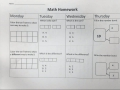 Math Homewotk