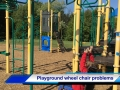 One to the World: 2nd Grade Guilford Elementary - Wheelchair Accessibility on Playground