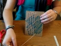 Starting a Pocket Weaving