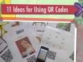 Ideas for Using QR Codes in the classroom