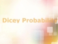 A Dicey Probability Excel Spreadsheet