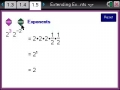 Extending Exponents  [TI Building Concepts Preview Video]