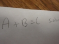 solving one step equations with multiple variables
