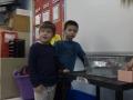 Building a Mayflower- 1st grade