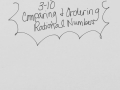 3-10 Comparing and Ordering Rational Numbers