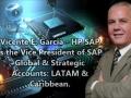 A Brief Profile of Vicente E. Garcia - HP - SAP
