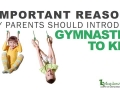 5 Important Reasons Why Parents Should Introduce Gymnastics to Kids