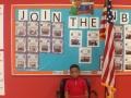 Isaiah Wallace 2nd Grade President