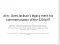 Module 4.5 Jackson
