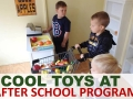 Cool Toys at After School Program