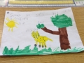 Leopards by Mrs. Oliver's 1st Graders