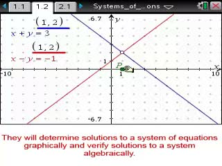 System of Equations [Math Nspired Preview Video]