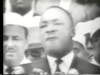 I Have a Dream Speech Short Version with Music from the Les Mis Suite