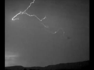 Lightning Strike At 11,000 Frames per Second