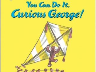Lesson 28 You can do it Curious George