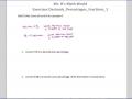 Exercises Decimals_Percentages_Fractions_1