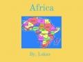 Lukas' Africa Investigation