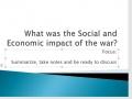 Module 5.4 Civil War Economy