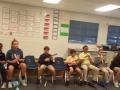 "16-17 Ms. Etts' 5th grade class playing ""A Boy Named Sean"" by Kriske/DeLelles"
