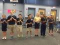 """16-17 Ms. Dickey's 5th grade class """"A Boy Named Sean"""" by Kriske/DeLelles"""