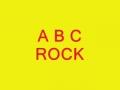 alphabet rock