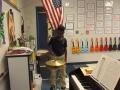 """16-17 Ms. Dunn's 5th grade class """"Green Sally Up"""""""