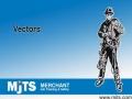 Vectorsfor the Electrician