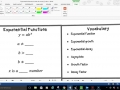 Pre-Cal Exponential Functions Lesson 1 Part 1