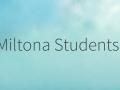 Miltona Students