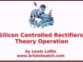 SCRs Theory and Circuits