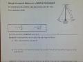 Simple Harmonic Motion in a Simple Pendulum