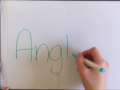 Angles - Vocabulary and Problem Solving