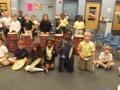 "16-17 Ms. Bates' (Ms. Cook) 2nd grade class ""Monkey Monkey Moo"" by Jim Solomon"