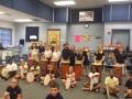 """16-17 Ms. Stewart/Ms. Cook's 2nd grade class """"Monkey Monkey Moo"""" by Jim Solomon"""