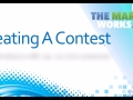 Creating a Contest on HTMW
