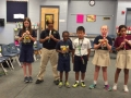 "16-17 Ms. Miller's 4th grade class ""Acka Backa"" by Carol King"