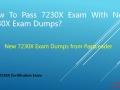 New 7230X Dumps-New 7230X VCE Dumps-New 7230X PDF Dumps