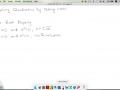 Algebra I 12.2