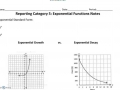 RC 1 Exponential STAAR
