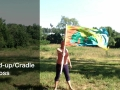 Wind-Up/Cradle Toss - How to color guard
