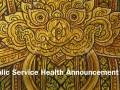 Public Service Heath Announcement: Cholera in Thailand