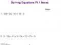 Intro to Geometry Solving Pt 1