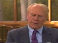 President Gerald R. Ford is Interviewed on the U.S. Constitution